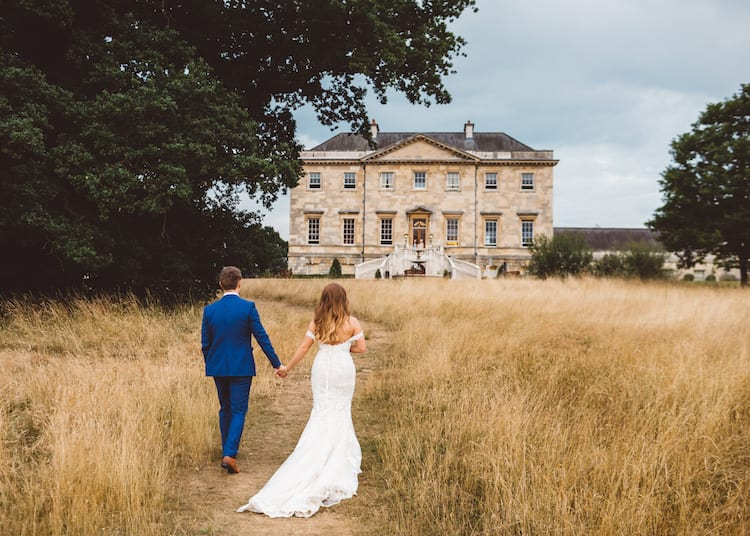 Luxury Surrey wedding venue